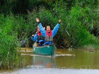 Explore our waterways with your friends