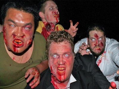 Zombie Survival Experience Manchester