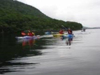 Adventure Centre for Education Kayaking