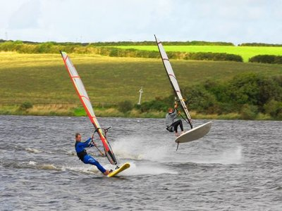 Outdoor Adventure Windsurfing