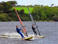 Flat water conditions