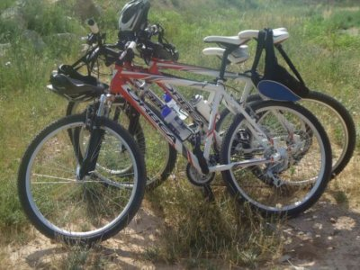 Bike rental in Cofrentes, part time