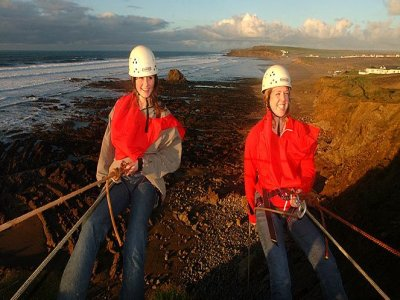 Outdoor Adventure Abseiling