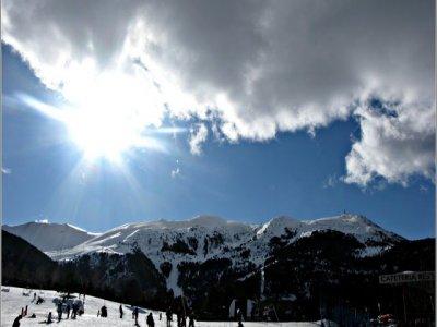 Ski courses La Molina, special Christmas