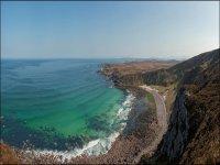 The stunning coast of Camas Mor