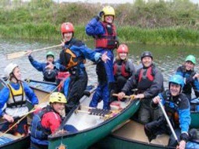 Canoe Sport Coaching Canoeing