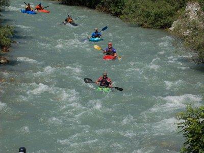 Canoe Sport Coaching