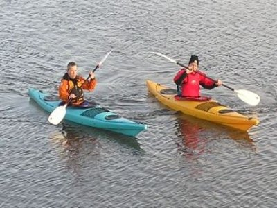 Wight Water Adventure Watersports Kayaking