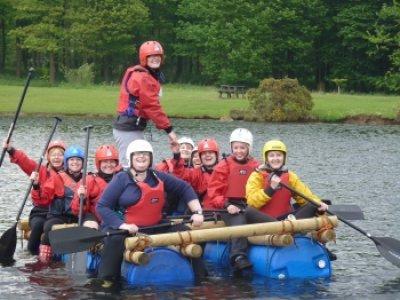 Carlton Outdoor Education Centre Rafting