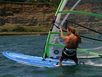 Wight Water Adventure Watersports Windsurfing