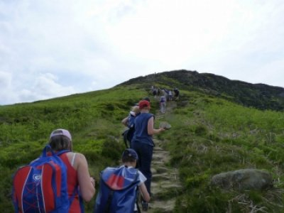Carlton Outdoor Education Centre Hiking