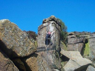 Carlton Outdoor Education Centre Climbing