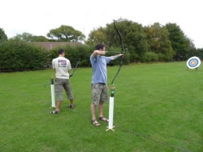 Carlton Outdoor Education Centre Archery
