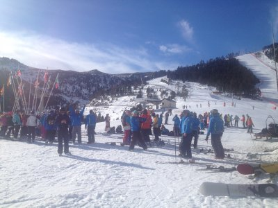 Lodging + HB + Forfait in Espot Ski 5 nights