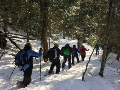 Snowshoes rental in Canfranc 1 day