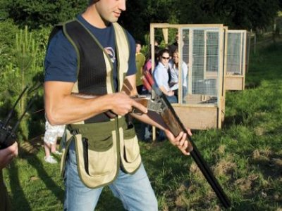 Prescott Shooting School Clay Pigeon Shooting