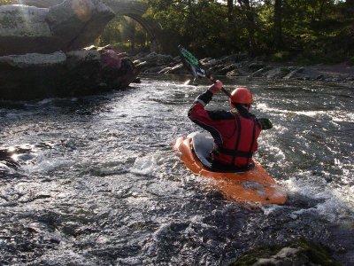 Dallam Outdoors Kayaking