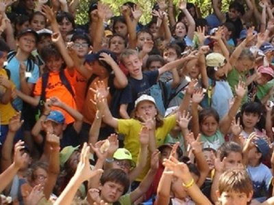 Multi-adventure party for grade schoolers
