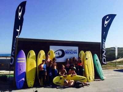 Escuela de Surf Liencres Surf