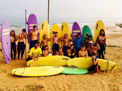 Escuela de Surf Liencres