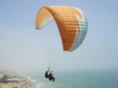 20 min paragliding flight + accomodation for 2