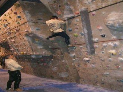 Nottingham Climbing Centre