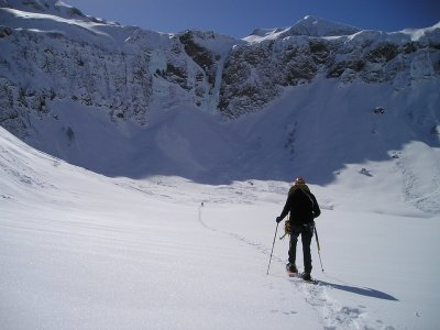 Mountain progression with safety 2 days