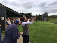 Clay Shooting in Somerset