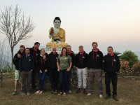 The staff of Sun Soar Paragliding