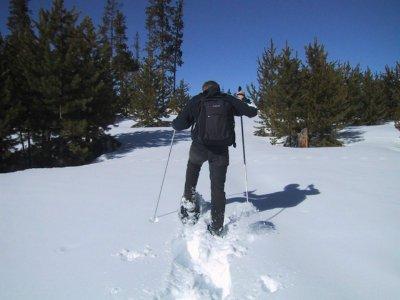 1-day snow rackets in Ordesa