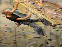 Bouldering challenges