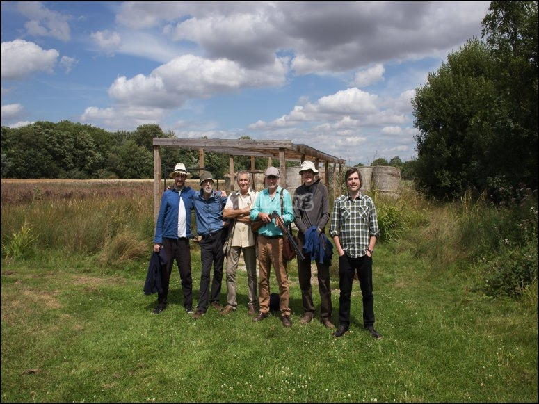 Clay Shooting Sessions in Somerset