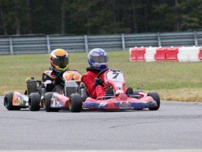 Go-karting GP in Gijón 1 hour