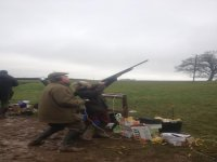3 individual lessons of clay shooting