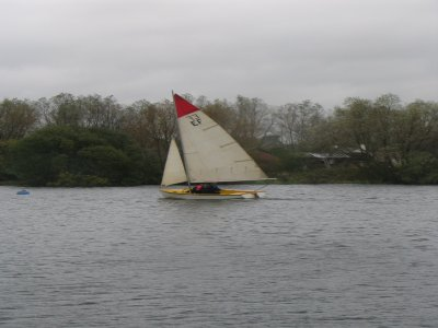 Introduction to Dinghy Sailing Hertfordshire