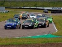 Racing at