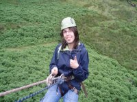 Charity Abseil Lancanshire