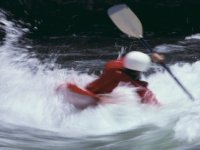 Kayaking is an exciting experience