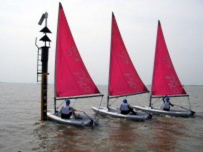Essex Outdoors Bradwell Sailing