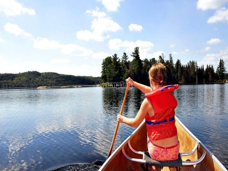 Canoe Talkin Tarn