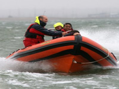 Essex Outdoors Bradwell Powerboating