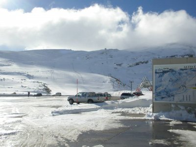 1 ski pass for a day in Alto Campoo for kids