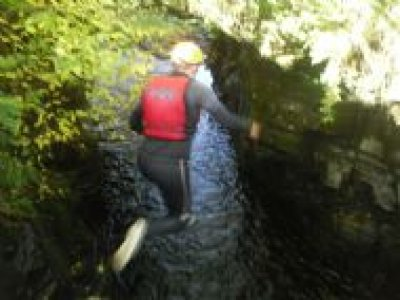 Adventure Training North East Canyoning