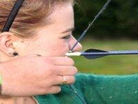 Archery at Bradwell