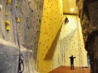 Indoor Climbing at Bradwell
