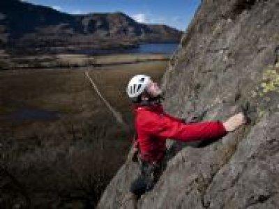 Adventure Training North East Climbing