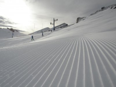 3 days of forfait in Alto Campoo