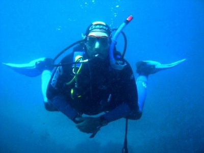 Open Water Diver course + immersion in Cadiz