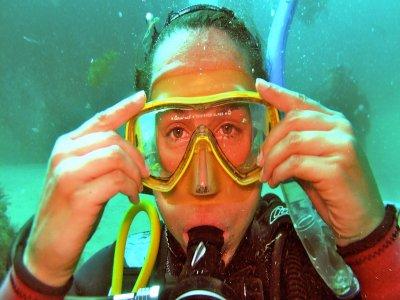 Discover Scuba Diving Baptism, Cadiz