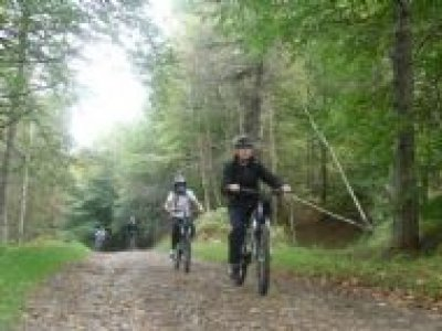 Adventure Training North East Mountain Biking